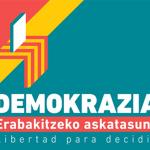 Democracia es decidir