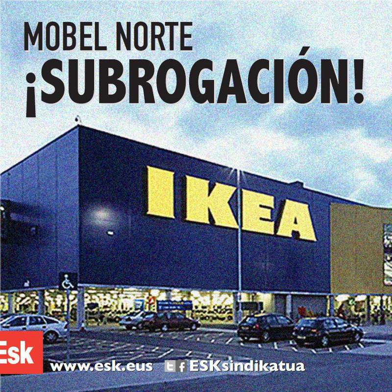 Sindicato esk sindikatua mobel norte subrogaci n - Mobel letz 10 ...